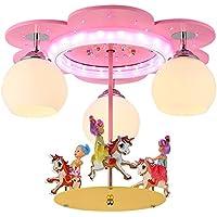 LED KinderlampeEinhorn Stimmungsleuchte Kinderzimmer Lampe Leuchte ...