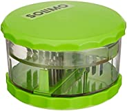 Amazon Brand - Solimo Ginger/Garlic Crusher (small)