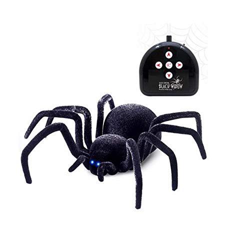 June Funk-Fernbedienung Spider Scary Black Widow