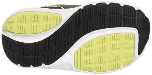 Puma Unisex-Kinder Descendant V4 Sneakers Nero/Safety Yellow