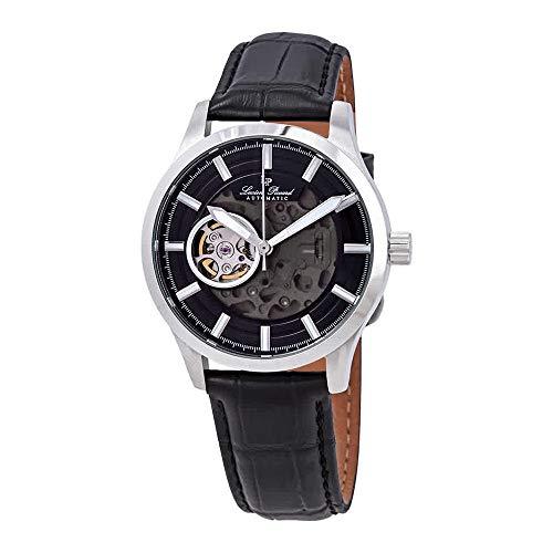 Lucien Piccard Sevilla II Automatic Black Dial Men's Watch LP-28016A-01