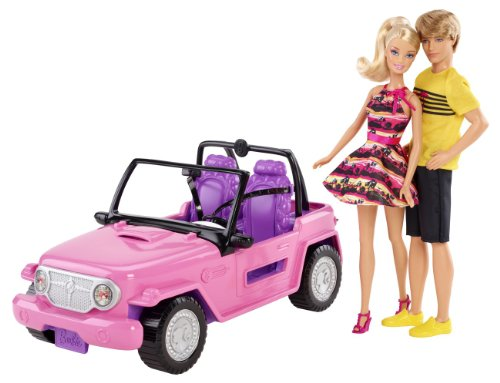 BARBIE BEACH CRUISER 0433599325405