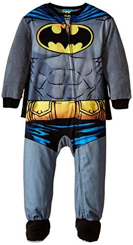 Batman - Pijama dos piezas - para niño Gris gris