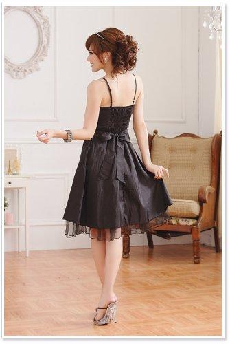 VIP Dress Abito da sera di satin in nero Nero