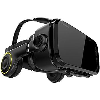 DESTEK V4 VR Brille, Daydream View, 103° FOV,Augen