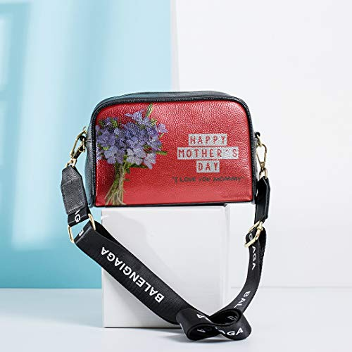 WOCNEMP Happy Valentine's Day Dulces bolsos moda mujer
