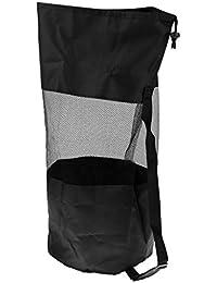 1 stk Drawstring Mesh Stuff Waeschenetz Packsack fuer Camping Sports Tasche