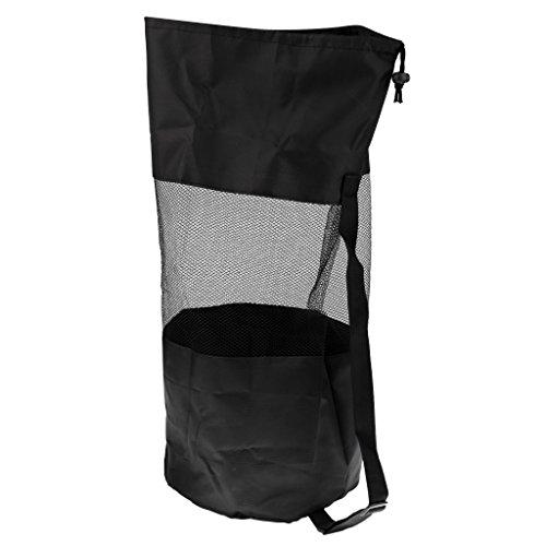Baoblaze Mesh Stuff Sack Netzbeutel/Beach Bag für Tauchen Schnorchelausrüstung