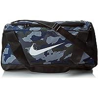 Nike Nk Brsla S Duff-Aop, Borsone Piccolo Unisex Adulto