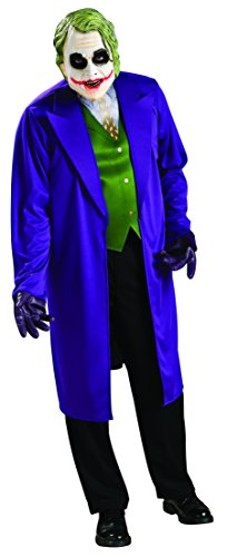 Rubies 3888631 - The Joker Classic - Adult, Action Dress Ups und Zubehör, One Size