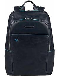 Piquadro Blue Square Mochila portaordenador con compartimentoportaiPad®/iPad®mini acolchado - CA3214B2