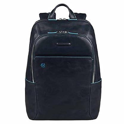 Piquadro Blue Square Mochila portaordenador con compartimentoportaiPad®/iPad®mini acolchado – CA3214B2
