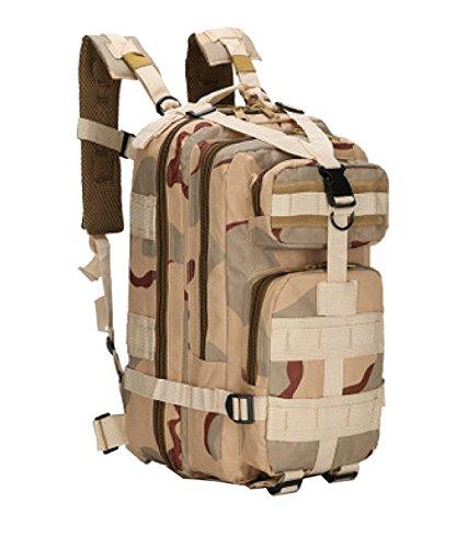 Yy.f Militärische Taktik Taschen Rucksäcke Zu Attackieren Im Freien Wandern Bergsteigen Taschen Camping Wandern Jagen Camping. Multicolor Green