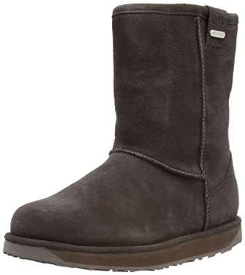 Emu Paterson Lo W10771, Damen Stiefel, Braun (Chocolate), EU 35/36 (UK 3) (US 5)