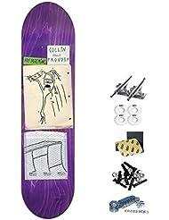 Monopatín skate skateboard Toy Machine TM 8.25 PROVOST SCRAPS complete
