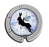 Haken für Tasche, Fee und Kaninchen