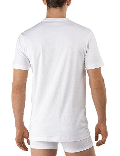 Calida Herren Unterhemd T - Shirt - Activity Weiß (weiss 001)