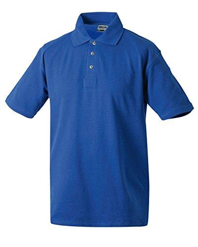 Klassisches Herren Polohemd für Freizeit und Sport Royal