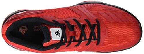 adidas Herren Gym Warrior 2 M Gymnastikschuhe Rosso ( Escarl/Escarl/Negbas)