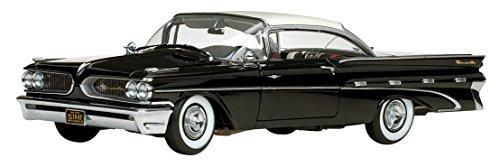 sunstar-ss5174-modellino-auto-pontiac-bonneville-hard-top-1959-nero-w-ivory-roof-scala-118
