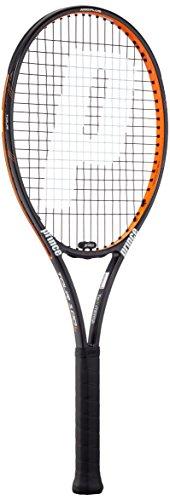 Prince Tennisschläger Tour 100 L (besaitet), Schwarz, 1, 7T42L505