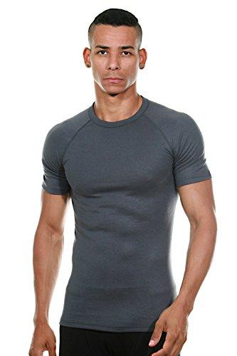 OBOY U91 THERMAL T-Shirt Anthrazit