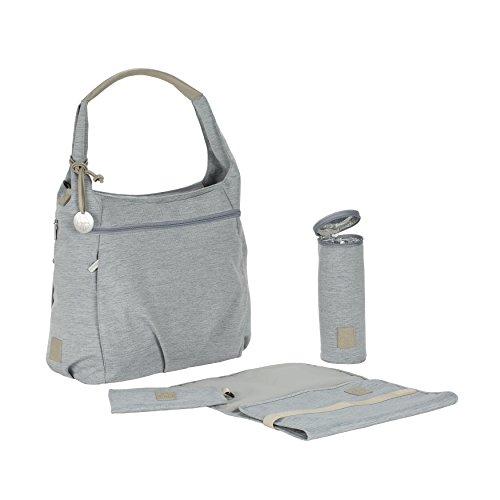 LÄSSIG Baby Wickeltasche Stylische Tasche nachhaltig Babytasche/Green Label Hobo Bag - Lässige Hobo