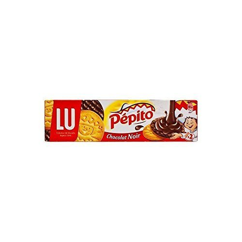 by Groceries Lu Pepito Dark Chocolate Biscuits (200g)