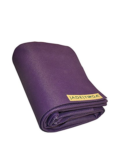 Jade voyager yoga viaggio matte 61x 173cm spessore 16mm, purple