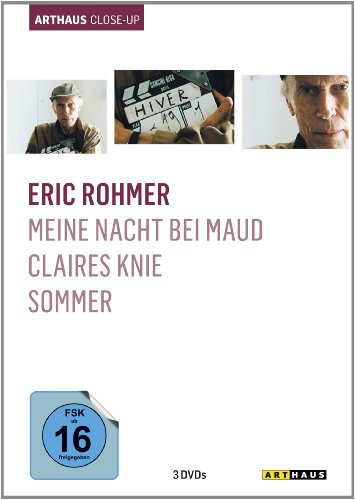 Bild von Eric Rohmer - Arthaus Close-Up [3 DVDs]