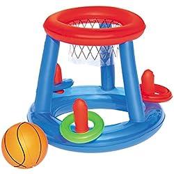 Bestway - Juego canasta baloncesto flotante (52190)