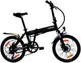 Blaupunkt Carl 280-20 Zoll faltbares Pedelec, E-Bike, Elektrofahrrad - 17,7 kg, 250 Watt