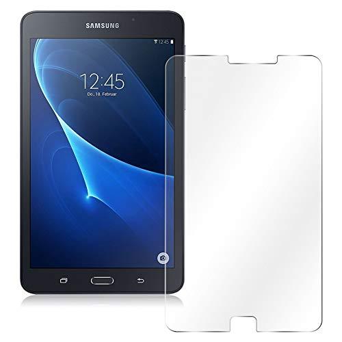 UC-Express Glasfolie Schutzfolie passend für Samsung Galaxy Tab A6 7.0 Panzerfolie Glas Schutzglas 9H
