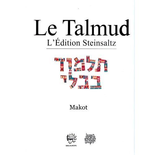 Le Talmud : Tome 21, Makot