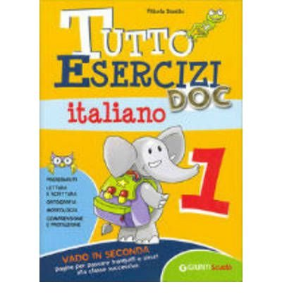 [(Tutto Esercizi DOC Italiano 1)] [Author: Vittoria Busatto] published on (June, 2009)