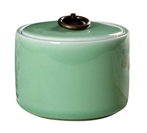 (Urnen der Handgemachten Keramik Hund Katze Haustier Kremation Memorial Urn Keepsake)
