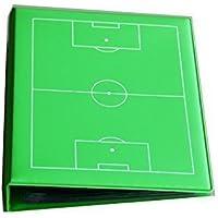 I giocatori passano soluzione Calcio DIN A6 incl. 15 Passare