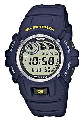 g shock kinder Casio G-Shock Herren Armbanduhr G-2900F-2VER, Blau