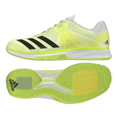 adidas Damen Counterblast W Handballschuhe gelb (Amahie/Neguti/Ftwbla) 38 2/3 EU