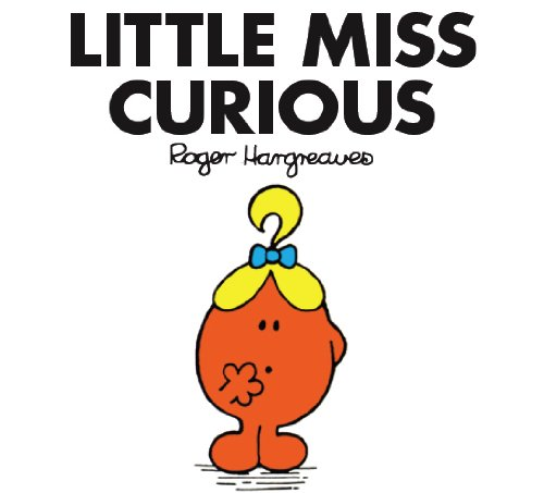 Little Miss Curious (Mr. Men and Little Miss Book 27) (English Edition)