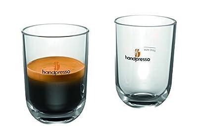 Handpresso PC Auto Cups, Set of 2 by Handpresso