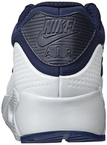 Nike Air Max 90 Ultra Moire, Scarpe da Corsa Uomo Blu (Obsidian/Obsidian-Pr Platinum)