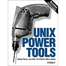 UNIX Power Tools (In a Nutshell) by Mike Loukides (2002-10-11)
