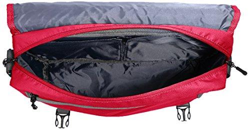 Travelite Borsa Messenger 6908-21 Blu 14 L Rot