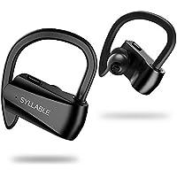 Docooler Syllable D15 Auriculares Deportivos inalámbricos BT V5.0 Reducción de Ruido Auriculares Antideslizantes para