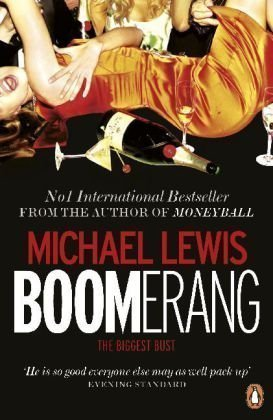 Boomerang by Lewis Michael [07 June 2012]