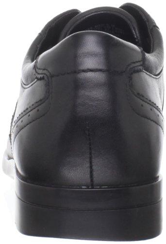 Rockport Bl Wingtip, Chaussures de ville homme Noir