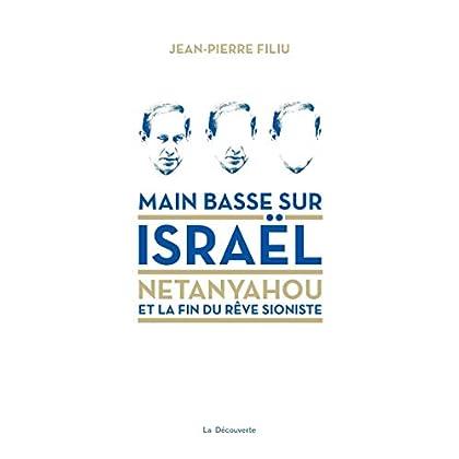 Main basse sur Israël (Cahiers libres)