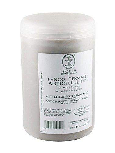 Ischia Cosmetici Naturali Fango Termale Anticellulite - 1000 ml