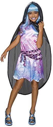 Rubie's Fluss Styxx Kostüm Monster High für Mädchen (Monster Mädchen High Kostüme)
